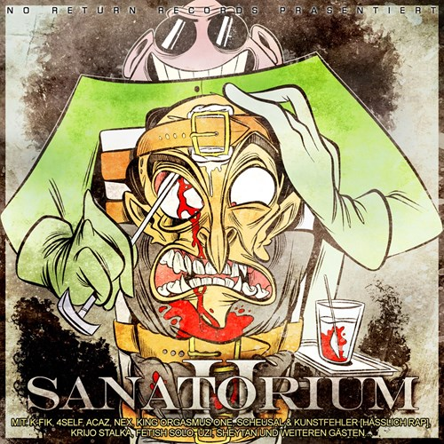 "Bild von No Return Records - ""Sanatorium II"""